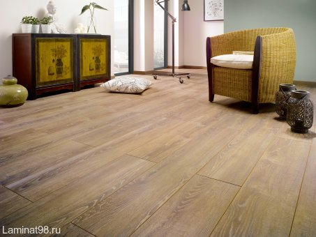 Ламинат ALSAFLOOR Solid MEDIUM Baleartic Oak 622/522597, 122х1286х12м, 33кл